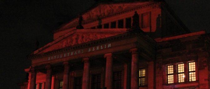 Weihnachten im Berliner Konzerthaus